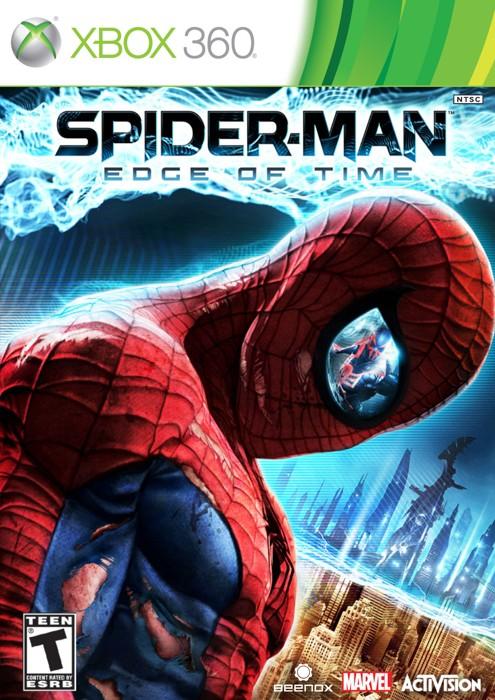 Xbox 360 Spiderman Edge Of Time