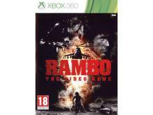 Xbox 360 Rambo (nová)