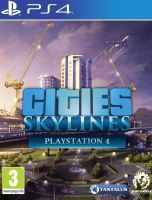 PS4 Cities Skylines (nová)