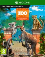 Xbox One Kinect ZOO Tycoon Ultimate Animal Collection (nová)