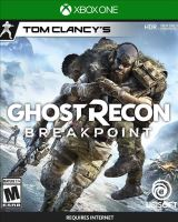Xbox One Tom Clancy'Ghost Recon Breakpoint (CZ) (nová)
