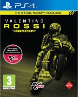 PS4 Moto GP Valentino Rossi - The Game (nová)
