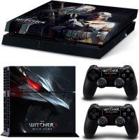 [PS4 Fat] Polep Witcher 3, Zaklínač (nový)