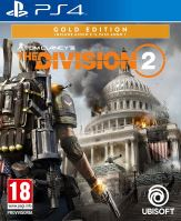 PS4 Tom Clancys The Division 2 Gold Edition (nová) (CZ)