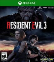 Xbox One Resident Evil 3 Remake (nová)