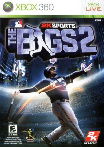 Xbox 360 The Bigs 2 Baseball