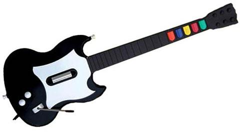 [PS2] Guitar hero