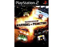 PS2 Motorsiege: Warriors of Primetime (nová)