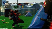 PS2 The Millennium Championship Paintball 2009