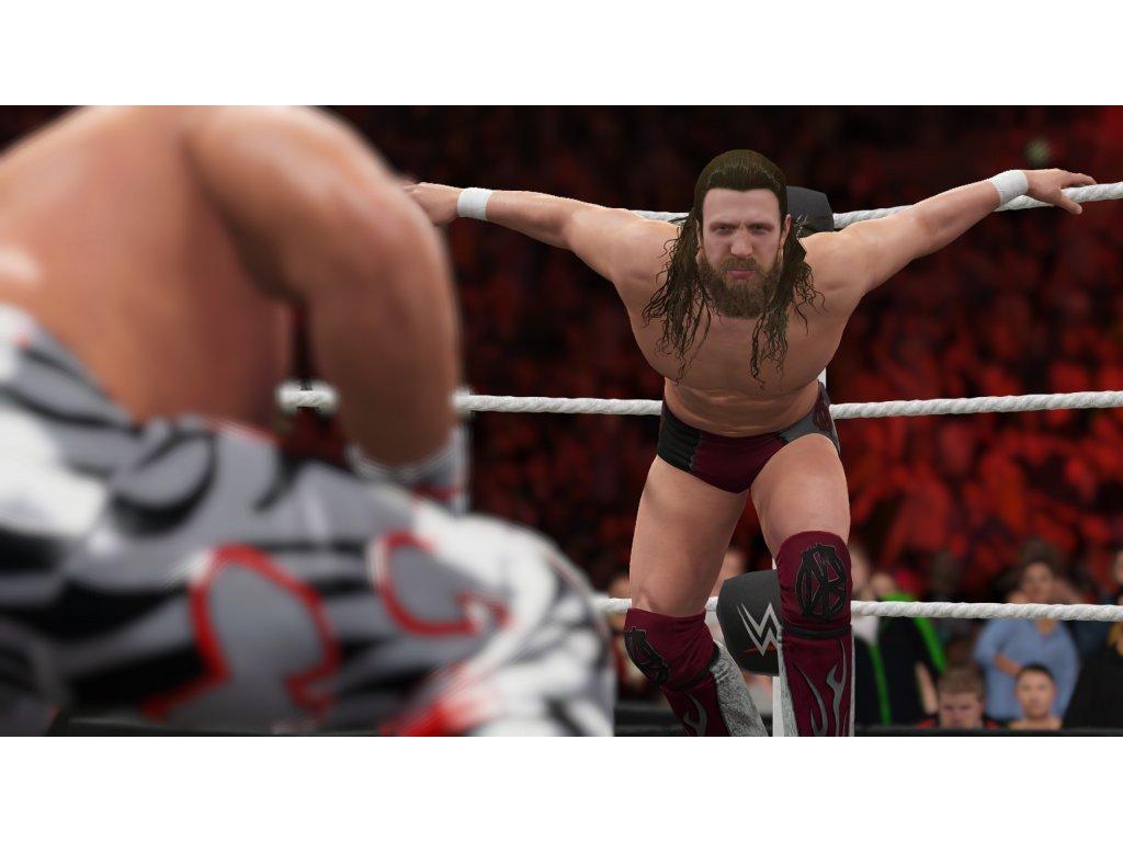 PS3 WWE 2K16