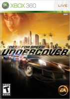 Xbox 360 NFS Need For Speed Undercover (nová)
