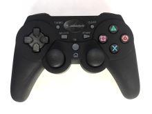 [PS3] Bezdrôtový Ovládač Snakebyte - čierny (estetická vada)