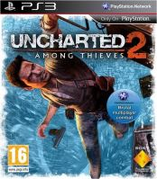 PS3 Uncharted 2 Among Thieves (bez obalu)