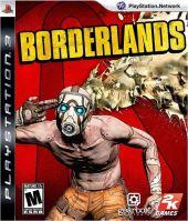 PS3 Borderlands (bez obalu)