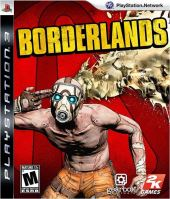 PS3 Borderlands (nová)