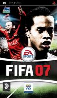 PSP FIFA 07 2007 (DE)