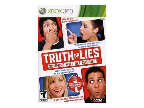 Xbox 360 Truth Or Lies Someone Will Get Caught