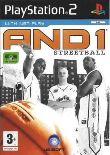 PS2 And 1 Streetball
