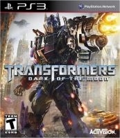 PS3 Transformers 3 Dark Of The Moon