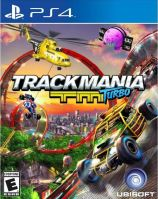 PS4 Trackmania Tm Turbo