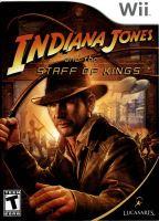 Nintendo Wii Indiana Jones And The Staff of Kings