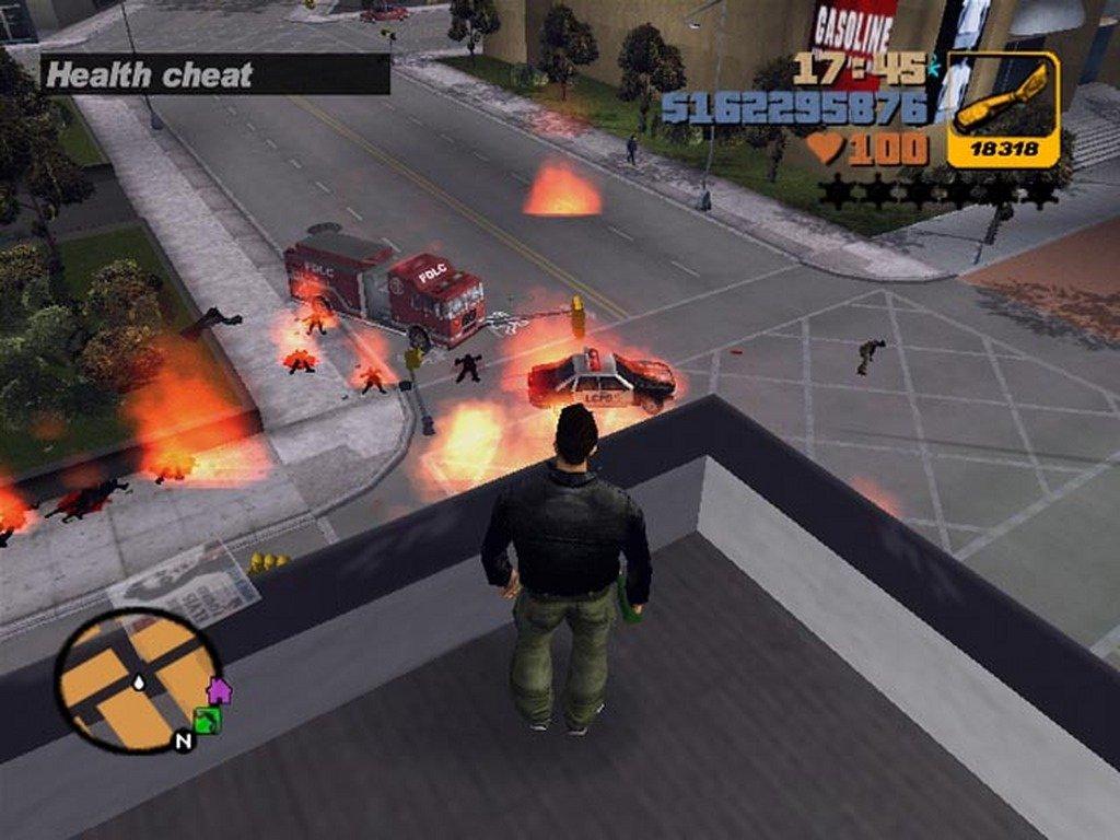 PS2 GTA 3 Grand Theft Auto III