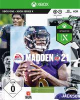 Xbox One Madden NFL 21 2021 (nová)