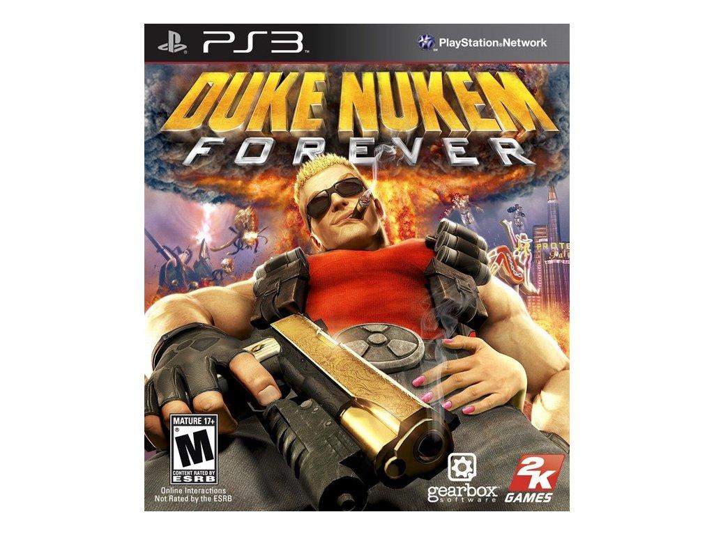 PS3 Duke Nukem Forever