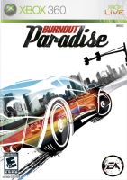 Xbox 360 Burnout Paradise (nová)