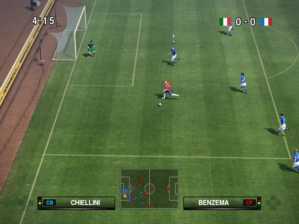 Nintendo Wii PES 09 Pro Evolution Soccer 2009