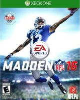 Xbox One Madden 16