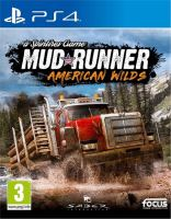 PS4 Mudrunner American Wilds Edition: a Spintires Game (nová)