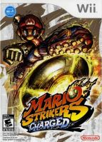 Nintendo Wii Mario Strikers Charged Football