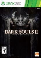 Xbox 360 Dark Souls 2 Scholar of the First Sin (nová)