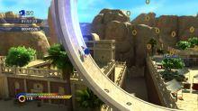 Nintendo Wii Sonic Unleashed