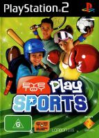 PS2 EyeToy Play Sports (CZ)
