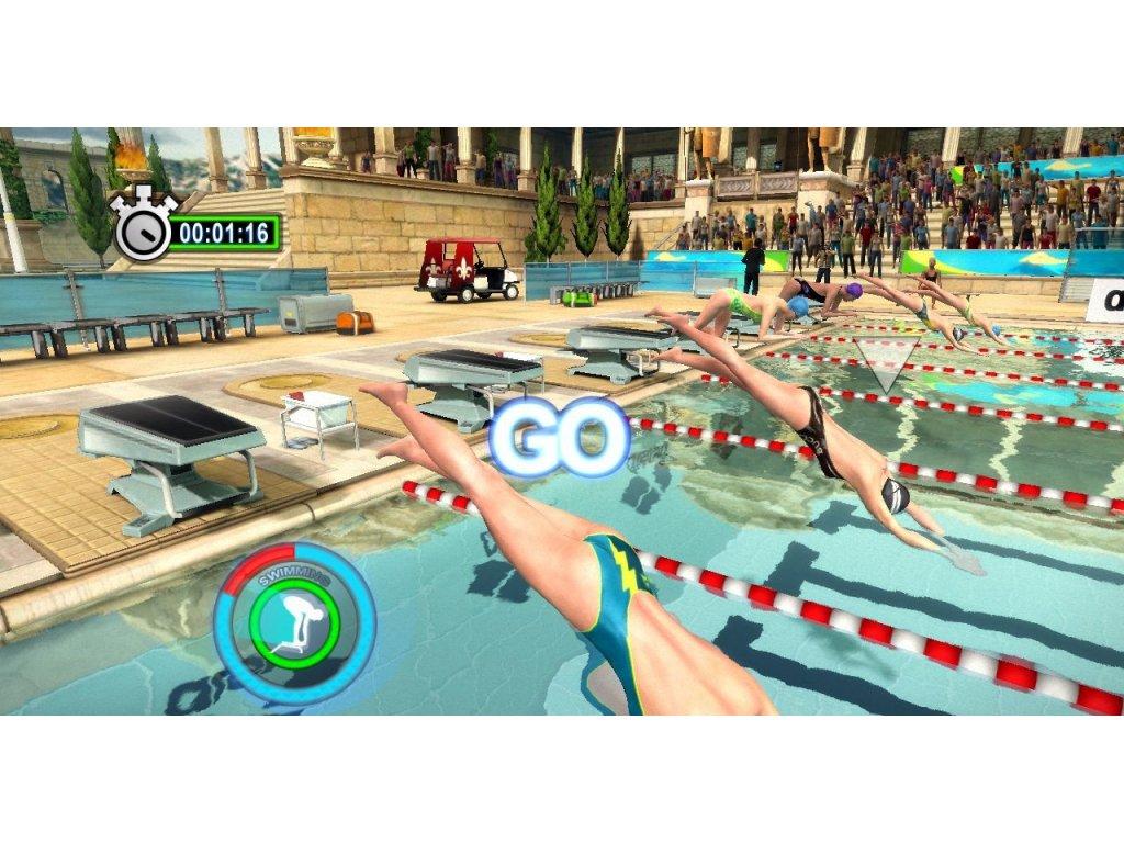 Xbox 360 Summer Challenge: Athletics Tournament
