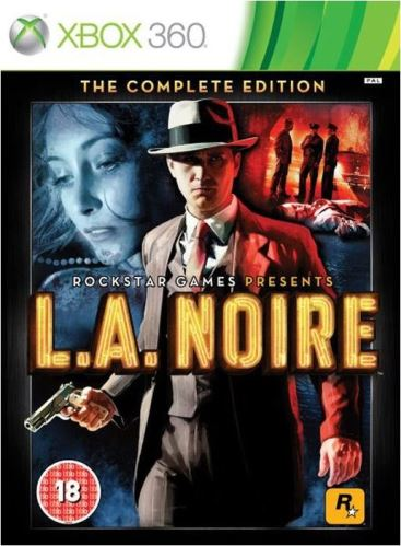 Xbox 360 L.A. Noire The Complete Edition