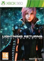 Xbox 360 Final Fantasy XIII Lightning Returns (nová)