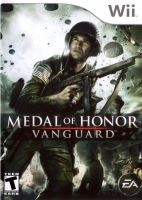 Nintendo Wii Medal Of Honor Vanguard