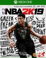 Xbox One NBA 2K19 (nová)