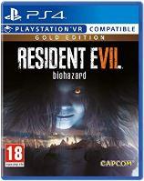 PS4 Resident Evil 7 Biohazard Gold Edition (nová)
