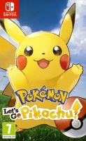 Nintendo Switch Pokémon: Let'Go, Pikachu!