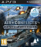 PS3 Air Conflicts - Pacific Carriers