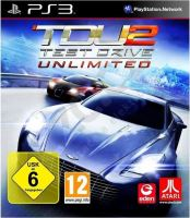 PS3 TDU 2 Test Drive Unlimited 2