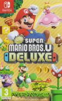 Nintendo Switch New Super Mario Bros U - Deluxe (nová)