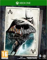Xbox One Batman Return to Arkham (nová)