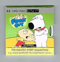 PSP UMD Family Guy: The freakin'Sweet Collection