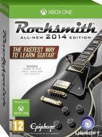 Xbox One Rocksmith 2014 (hra + kábel) (Nová)