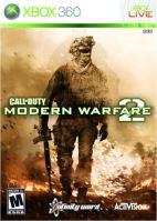 Xbox 360 Call Of Duty Modern Warfare 2